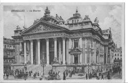 Bruxelles - La Bourse - Monumentos, Edificios