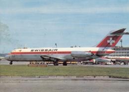 Douglas DC 9 Der Swissair, Ungelaufen - 1946-....: Modern Tijdperk