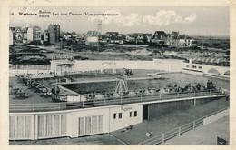 CPA - Belgique - Westende - Bains - Lac Aux Dames - Westende