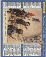 Almanach Du Facteur, 1999, Cartier  Bresson,Poulbot,enfants ,Marseille,département Tarn Et Garonne - Calendars