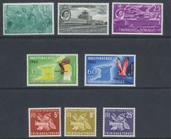 Trinite & Tobago - Trinidad & Tobago 1962 - 1963 Années Complètes   *** MNH - Trinité & Tobago (1962-...)