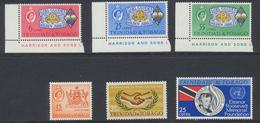 Trinite & Tobago - Trinidad & Tobago 1964 - 1965 - 1966 Années Complètes   *** MNH - Trinité & Tobago (1962-...)
