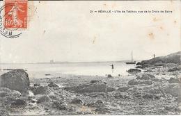Reville - Ile De Tatihou    Circulé - France