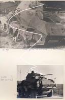 15 Wehrmacht 8. Rädige Fahrzeuge. Repros - 1939-45