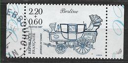FRANCE 2469 Journée Du Timbre 1987( Issu De Carnet)  Berline . - France