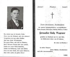 Zum Frommen Andenken Von Kriegsgefallenen Luxemburg - Images Religieuses