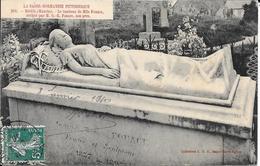 Reville - Tombeau Mlle Fouace - Circulé - Andere Gemeenten