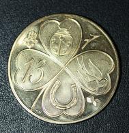 """Médaille Monnaie De Paris """"Chance / Porte-Bonheur"""" - Monnaie De Paris"""