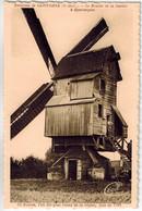CPA Environs De St OMER (42): Le Moulin De La Justice à Eperlecques (animé) - Frankrijk