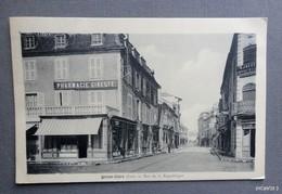 46 -  SAINT-CERE - Rue De La République - Pharmacie Gineste - Saint-Céré