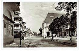 ZOPPOT -Sopot (Polen) - Sopòtë - Bei Dantzig - Gdańsk - Nordstrasse Mit Kasino - Pommern - Pommern