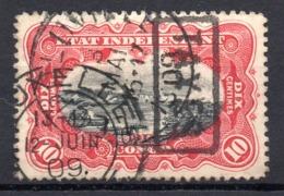 BELGISCH CONGO: COB TX 2 GESTEMPELD - Portomarken: Gebraucht