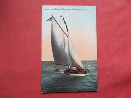 Sailing On Peconic Bay Near Riverhead     New York > Long Island  -ref 3302 - Long Island