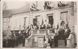 Braine (Aisne) - Fête De L'U N C / Hôtel De Ville ( Octobre 1936 ) - Photos