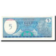 Billet, Surinam, 5 Gulden, 1982, 1982-04-01, KM:125, SPL+ - Surinam