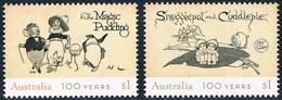 Australie - Littérature Pour Enfants 4649/4650 (année 2018) ** - 2010-... Elizabeth II