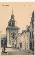 CPA - Belgique - Nieuwpoort - Nieuport - La Tour De L'Eglise - Nieuwpoort