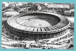 BRASIL RIO DE JANEIRO ESTADIO DO MARACANA 1963 - Rio De Janeiro
