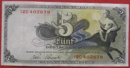 5 Deutsche Mark 9.12.1948 (WPM BRD 13) Bank Deutscher Länder - [ 7] 1949-… : RFA - Rep. Fed. Tedesca