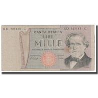 Billet, Italie, 1000 Lire, 1979, 1979-05-10, KM:101f, B - [ 2] 1946-… : République