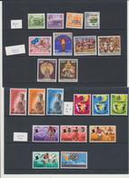 Trinite & Tobago - Trinidad & Tobago 1967 - 1968 Années Complètes   *** MNH  Ou * MLH ( Voir Scan ) - Trinité & Tobago (1962-...)