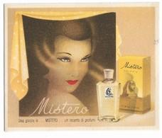 """CARTA PROFUMATA """"MISTERO""""  -2-0882-28928 - Cartes Parfumées"""