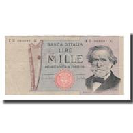 Billet, Italie, 1000 Lire, 1969-1981, 1971-03-11, KM:101b, TTB - [ 2] 1946-… : République