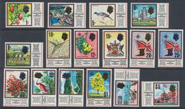 Trinite & Tobago - Trinidad & Tobago 1969 Série Courante     *** MNH - Trinité & Tobago (1962-...)