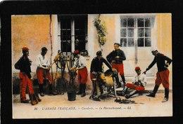 France-L'armee Francaise,Cavalerie , Le Harnachement 1910s - Antique Postcard - Francia