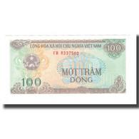 Billet, Viet Nam, 100 D<ox>ng, 1991, KM:105a, SUP+ - Vietnam