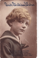 Best Birthday Wishes Greetings Card No.1020 Lewisham 1923 Postmark Used - Greetings From...