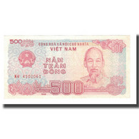 Billet, Viet Nam, 500 D<ox>ng, 1988, KM:101a, SPL - Viêt-Nam