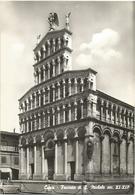 W2669 Lucca - La Facciata Della Chiesa Di San Michele / Non Viaggiata - Lucca