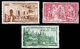 Colonie Française, Sénégal PA N°18 à 20 Oblitéré, Qualité Superbe - Sénégal (1887-1944)
