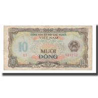 Billet, Viet Nam, 10 D<ox>ng, 1980, KM:86a, TB+ - Viêt-Nam