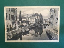 Cartolina Venezia - Canale E Ponte Dei Carmini - 1930 Ca. - Venezia (Venice)