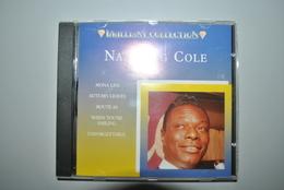 """Nat King Cole """"Brilliant Collection"""" Bon état Vente En Belgique Uniquement Envoi Bpost 2,50 € - Soul - R&B"""