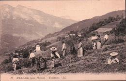 CPA 74 MANIGOD FENAISON - Frankrijk
