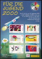 Germany 2000 / Fur Die Jugend / For Youth / Rocket / EXPO 2000 - Childhood & Youth