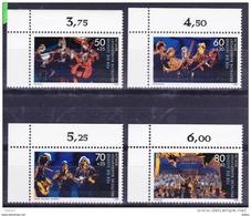 Duitsland Berlin 1988 Nr 770/73 **, Zeer Mooi Lot Krt 3582 - Timbres