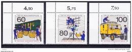 Duitsland Berlin 1990 Nr 837/39 **, Zeer Mooi Lot Krt 3605 - Timbres