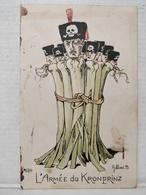 B. Gilbert. L'Armée Du Kronprinz. Caricature, Satire - Illustratoren & Fotografen