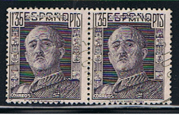 (E 768) ESPAÑA  //  EDIFIL 1061 + 1061  // 1949-53 - 1931-Aujourd'hui: II. République - ....Juan Carlos I