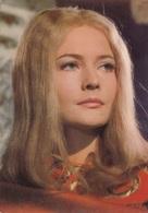 Hübsche SCHAUSPIELERIN MARIA MARLOW In Dem Film Nibelungen I, Fotokarte - Schauspieler
