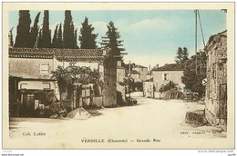 16.VERDILLE.N°9759.GRANDE RUE - France