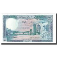 Billet, Lebanon, 100 Livres, 1964-1988, KM:66b, NEUF - Liban