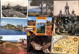 Lot 39 Cartes - Un Peu De Tout (Belgique, Belle Endormie, Andorre Yougoslavie USA China...) - Cartes Postales