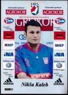 Croatia / Niksa Kaleb / Croatian Handball Federation - Handball