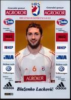 Croatia / Blazenko Lackovic / Croatian Handball Federation - Palla A Mano