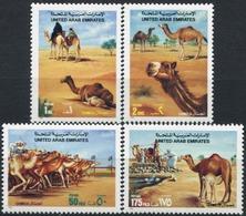 UNITED ARAB EMIRATES 1992 Camels Animals Fauna MNH - Sonstige